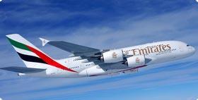 Emirates İle Dubai